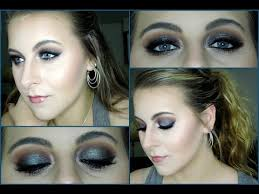 prom full face makeup tutorial
