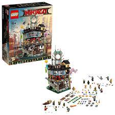 Buy (LEGO) NINJAGO® MOVIE ? Ninja Go The Movie Ninja Go City ...