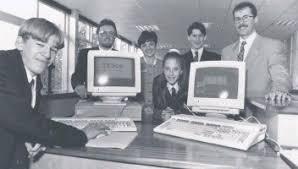PressReader - The Scarborough News: 2019-09-05 - School catch a byte with  software scheme