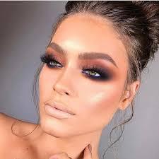 beauty summer smokey eye makeup ideas