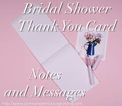 bridal shower wishes for friend