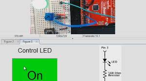 arduino and matlab reading inputs and