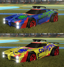 Finally Got The Crl Decal I Wanted Dominus Crl Southern Red Vortex Rlfashionadvice