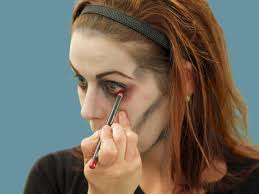 halloween makeup tutorial zombie