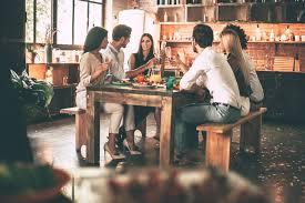 Image result for people dining together