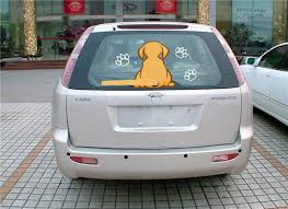 2020 Good Vivid Dog Sticker With A Wagging Tail For Car Rear Window And Windshield Wiper Order Lt 18no Track From Zwell Co Ltd 26 81 Dhgate Com