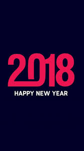 iphone wallpaper happy new year 2018