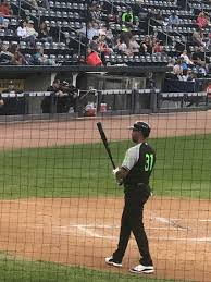 Saw Aaron Hicks last night during the Scranton Wilkes Barre ...