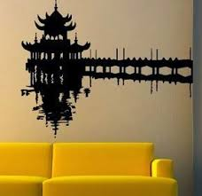 Wall Decal Quotes Japanese Wall Art Cool Japanese Inspired Wall Art Murals Decor Japanese Wall Art Temple Wall Art Japanese Wall