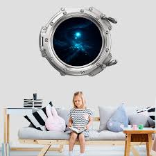 Shop Portscape Wall Mural Space Wall Decal Nursery Overstock 31571483