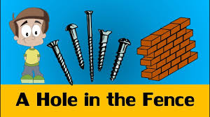 A Hole In The Fence Bedtime Stories For Kids Youtube