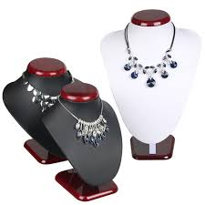 high quality pu leather necklace