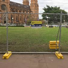 Temporary Fencing For Sale Hire Crowd Control Barriers Ready Fence Sydney Brisbane Gold Coast