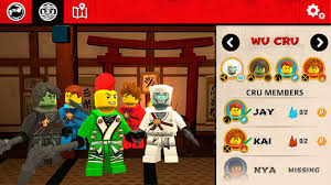 LEGO Ninjago: WU-CRU (2016) promotional art - MobyGames