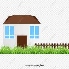 Cartoon House Fence Cartoon Clipart Cartoon House Png Transparent Clipart Image And Psd File For Free Download