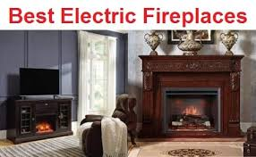 top 15 best electric fireplaces in 2020