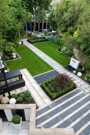 modern anese garden in north london