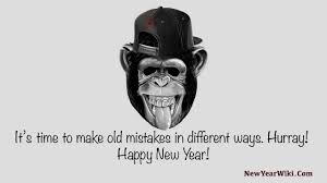 happy new year funny quotes new year wiki