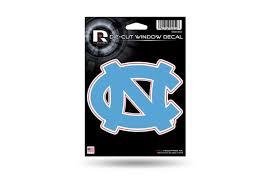 North Carolina Tar Heels Window Decal Sticker Officially Licensed Custom Sticker Shop