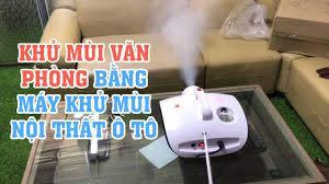 Khử mùi văn phòng bằng máy khử mùi SGCB   Công Ty TAHICO
