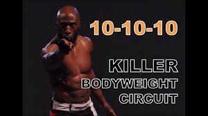 10 minute bodyweight circuit you