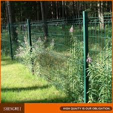 powder coated welded wire mesh