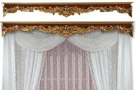 carved wooden pelmets avaliable for