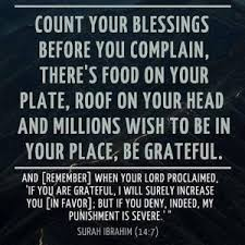 gratitude quotes islamic quotes about being grateful