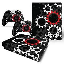 Deco Gear Vinyl Skin Sticker Cover Decal For Microsoft Xbox One X Console And Controllers Buydig Com