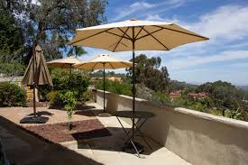 the best patio umbrella and stand of