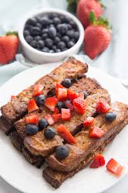 healthy air fryer french toast sticks