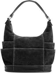 tignanello handbag suede hobo 149