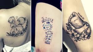 Tatuaz Dla Mamy Imie Dziecka Czy Cos Wiecej Zobacz Najciekawsze