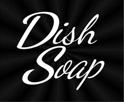 Dish Soap Labels Window Vinyl Decal Sticker 10863 Etsy