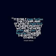 best imperfection quotes images