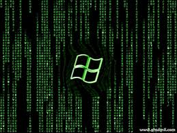 animated matrix wallpaper windows 10 on
