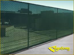 Swimming Pool Pro Vinyl Mesh Fence Privacy Screen
