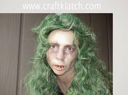 zombie makeup tutorial craft klatch