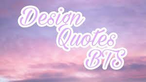 design quotes bts home facebook