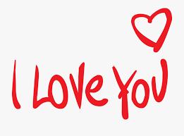 i love you png transpa l love you