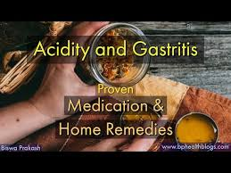 home remes for acidity gerd