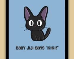 Kiki Jiji Car Truck Suv Vinyl Bumper Sticker Kiki S Delivery Service