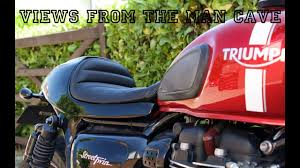 custom cafe racer seat for your street
