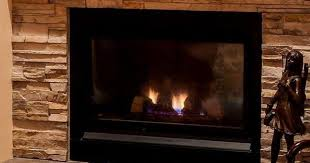 woman says ventless gas fireplace gave