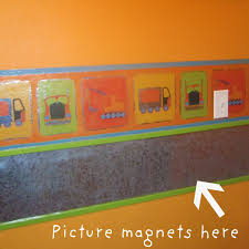 Lady Create A Lot Functional Magnetic Wall Borders Yes