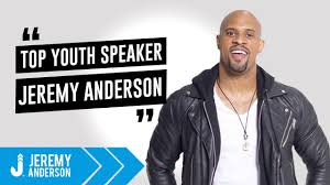 "Youth Motivational Speaker"" Jeremy Anderson - YouTube"