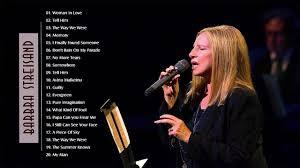 Barbra Streisand Greatest Hits 2020 - Barbra Streisand Full ...