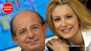 Giancarlo Magalli e Adriana Volpe - Litigio a suon di post - YouTube