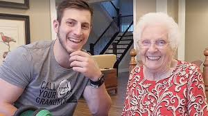 Ross Smith And Granny Play Hilarious 'Hearing Things' Game | RTM -  RightThisMinute