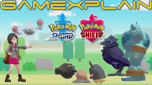 Pokémon Sword & Shield - Poké Jobs Trailer (JP) - YouTube